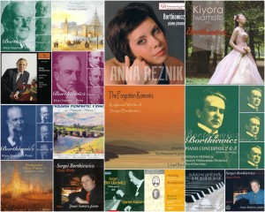 Bortkiewicz CD collage