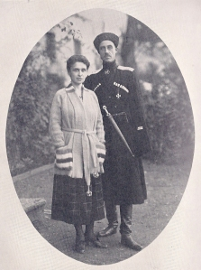 General Peter and Olga Wrangel