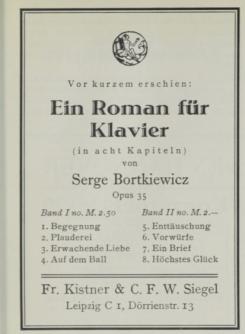 Ein Roman - Neuze Zeitschrift für Musik 1928 blz 659